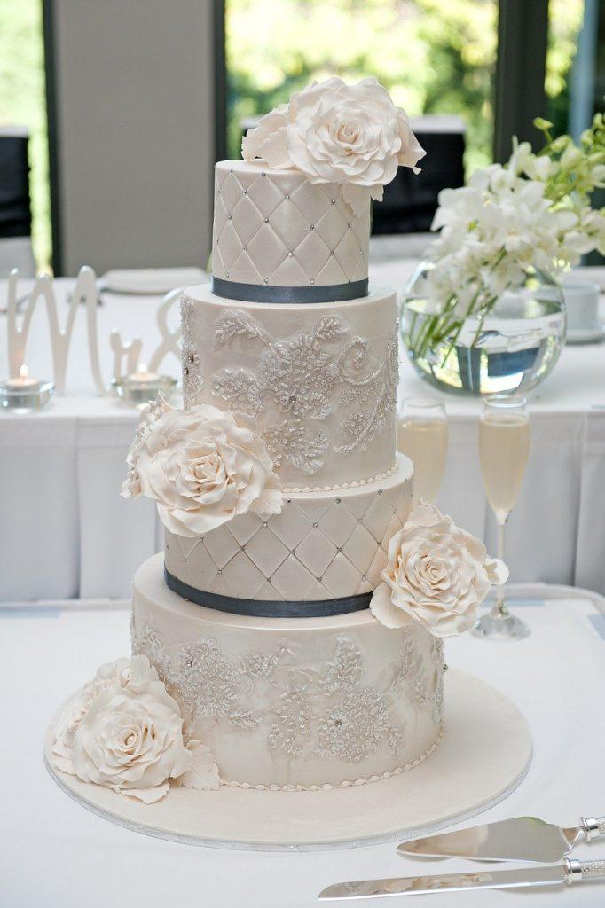 wedding, wedding cake, cake